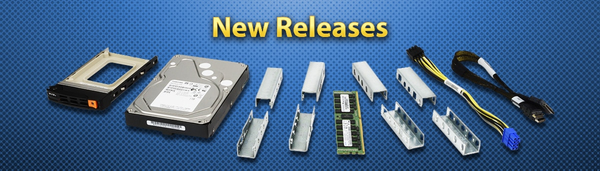 July 2018 New Releases Banner