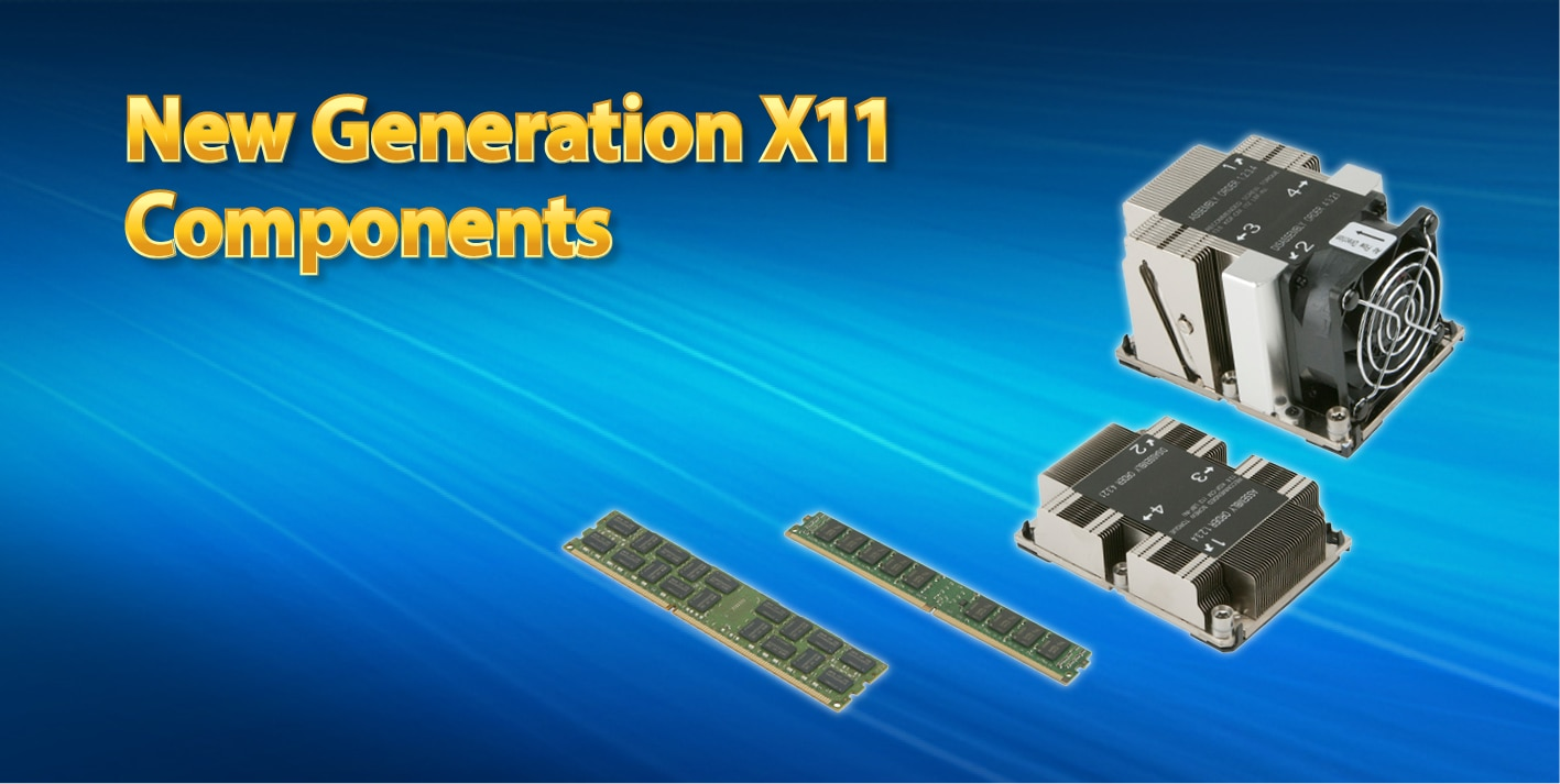 X11 Components