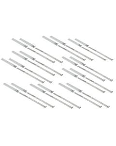 Supermicro 1U Rail Kit - 10 Sets (MCP-290-00052-0N-BULK)