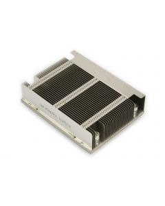 Supermicro 1U Passive Proprietary Side-Air-Channel CPU Heat Sink Socket LGA2011 Narrow ILM (SNK-P0047PSC)