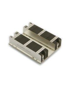 Supermicro 1U Passive Proprietary Middle-Air-Channel CPU Heat Sink Socket LGA2011 Narrow ILM (SNK-P0047PSM)