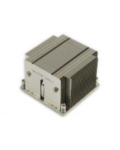 Supermicro 2U Passive CPU Heat Sink Socket LGA2011 Square ILM (SNK-P0048P)
