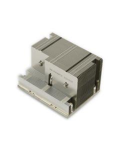 Supermicro 2U Passive Proprietary Side-Air-Channel CPU Heat Sink Socket LGA2011 Narrow ILM (SNK-P0048PSC)