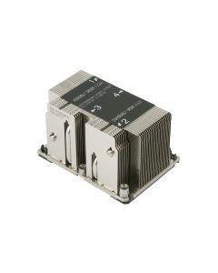 Supermicro 2U Passive Side-Air-Channel CPU Heat Sink Socket LGA3647-0 (SNK-P0068PSC)