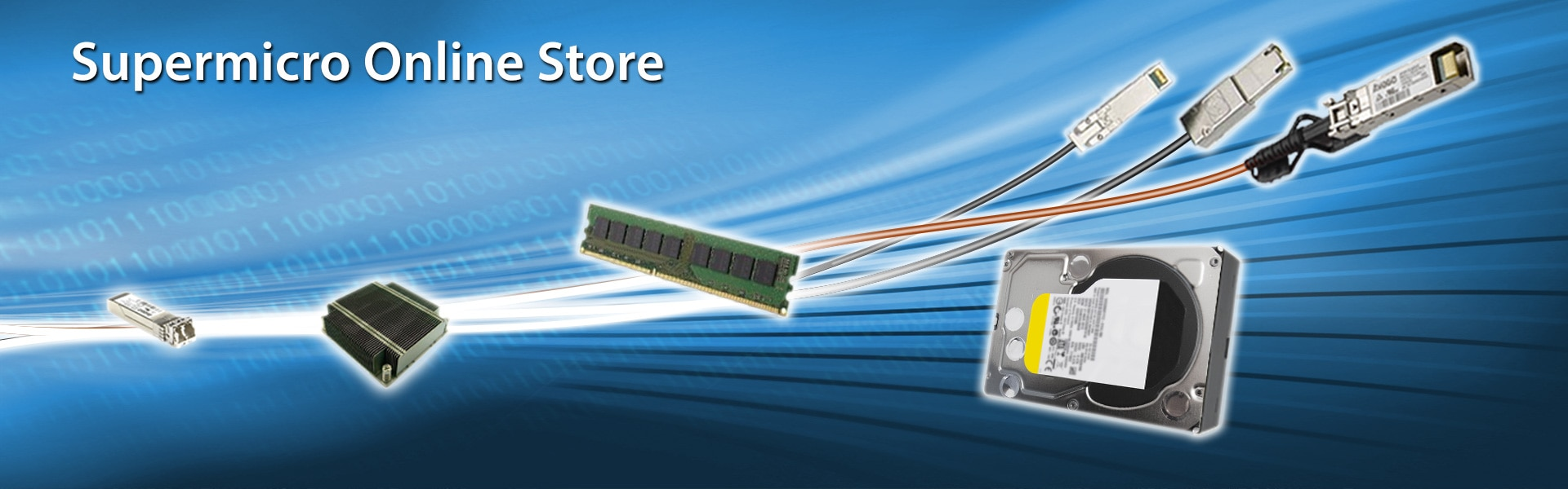 Supermicro Certified Parts