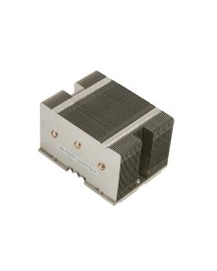 Supermicro 2U Passive CPU Heat Sink Socket LGA1207 (SNK-P0023P+)
