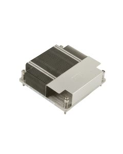 Supermicro 1U Passive CPU Heat Sink Socket LGA1366/1356 (SNK-P0041)