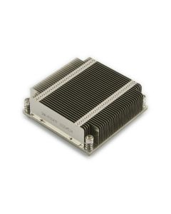 Supermicro 1U Passive CPU Heat Sink Socket LGA2011 Square ILM (SNK-P0047P)