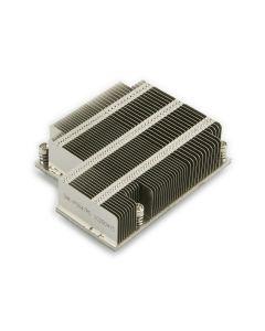 Supermicro 1U Passive Proprietary CPU Heat Sink Socket LGA2011 Square ILM (SNK-P0047PD)