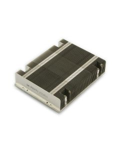 Supermicro 1U Passive Proprietary CPU Heat Sink Socket LGA2011 Square ILM (SNK-P0047PW)