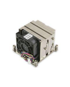 Supermicro 2U Active CPU Heat Sink Socket LGA2011 Square and Narrow ILMs (SNK-P0048AP4)
